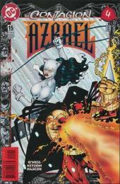 Azrael (1995) -15- Contagion part 4 : requiem for an immortal
