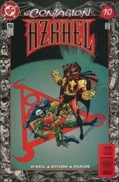 Azrael (1995) -16- Contagion part 10 : contagion