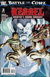 Azrael: Death's Dark Knight (2009) -3- Book 3: Why Ask Why?