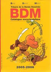 (DOC) BDM -15- Trésors de la Bande Dessinée 2005-2006