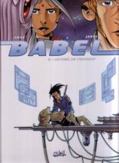 Babel (Ange/Janolle) -2- Au-delà de l'horizon