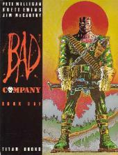 Bad Company -1- Book one