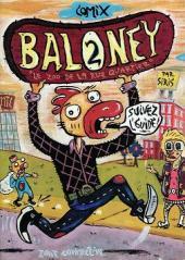 Baloney comix -2- Le Zoo de la rue Quartier