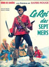 Barbe-Rouge -2b1972- Le Roi des Sept Mers