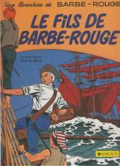 Barbe-Rouge -3b84- Le fils de Barbe-Rouge