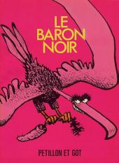 Le baron Noir -1- Le Baron Noir