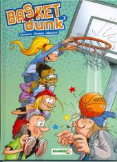 Basket dunk -2- Tome 2