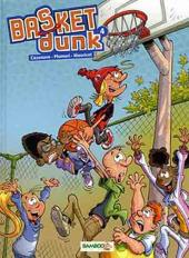 Basket dunk -4- Tome 4