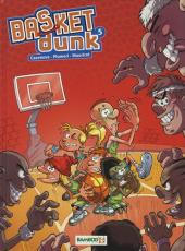 Basket dunk -5- Tome 5