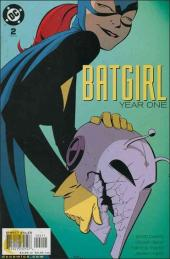 Batgirl Year One (2003) -2- Future tense