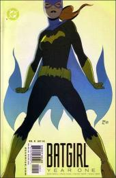 Batgirl Year One (2003) -9- Ashes & blood