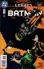 Batman (1940) -534- Legacy part 5 : a wound on the heart of heaven