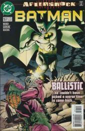 Batman Vol.1 (DC Comics - 1940) -557- Ballistic's evidence