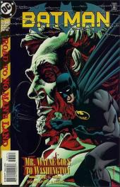 Batman Vol.1 (DC Comics - 1940) -560- Mr wayne goes to washington part 1 : the jackals