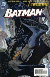Batman Vol.1 (DC Comics - 1940) -608- Hush part 1 : the ransom