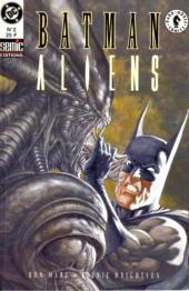 Batman - Aliens -2- Tome 2