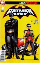 Batman and Robin (2009) -1- Domino effect