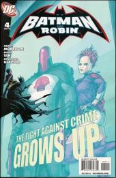 Batman and Robin (2009) -4- Revenge of the red hood part 1 : red right hand