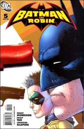 Batman and Robin (2009) -5- Revenge of the red hood part 2 : scarlet