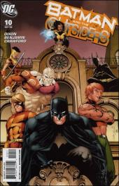Batman and the Outsiders (2007)  -10- Monsters