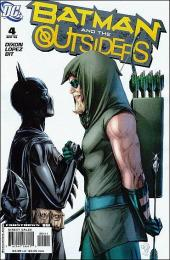 Batman and the Outsiders (2007)  -4- Mission creep