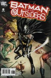 Batman and the Outsiders (2007)  -8- The hard way