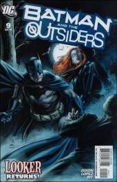 Batman and the Outsiders (2007)  -9- The uninvited