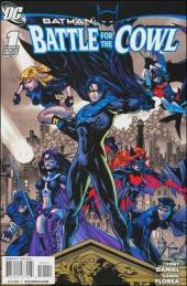 Batman: Battle for the Cowl (2009) -1- A hostile takeover