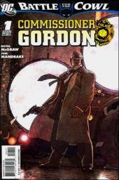 Batman: Battle for the Cowl (2009) -OS- Commissionner Gordon : A cold day in hell