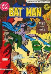Batman (collection Le Justicier) -5- Pile ou face !