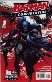 Batman Confidential (2007) -1- Rules of engagement part 1