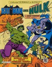 Superman et Batman (Collection) -5- Batman contre l'Incroyable Hulk