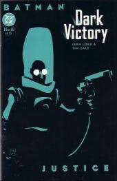 Batman: Dark Victory (1999) -10- Justice