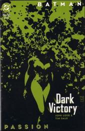 Batman: Dark Victory (1999) -11- Passion