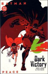 Batman: Dark Victory (1999) -13- Peace