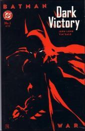 Batman: Dark Victory (1999) -1- War
