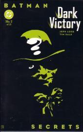 Batman: Dark Victory (1999) -2- Secrets