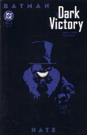 Batman: Dark Victory (1999) -6- Hate