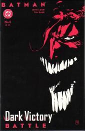 Batman: Dark Victory (1999) -8- Battle
