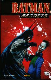 Batman (DC Icons) -2- Secrets