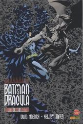 Batman & Dracula -1- Pluie de sang
