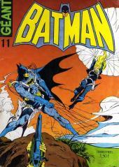 Batman Géant (Sagédition - 1re série) -11- Rançon : trois millions de dollars