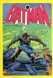 Batman Géant (Sagédition - 1re série) -Rec02- Album N° 2 (du n°4 au n°6)