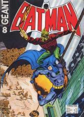 Batman Géant (Sagédition - 1re série) -8- Joyeux Noël