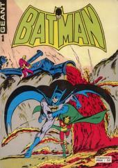Batman Géant (Sagédition - 3e série) -1- Requiem pour un grand flic