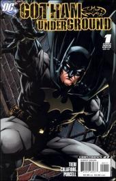 Gotham Underground (2007) -1- Kidnapping