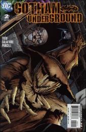 Gotham Underground (2007) -2- Gangs of gotham
