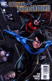 Gotham Underground (2007) -4- Scars