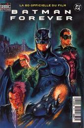 Batman (Hors Série Semic 1re série) -1- Batman Forever
