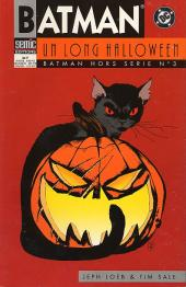 Batman (Hors Série Semic 1re série) -3- Un long Halloween (1)